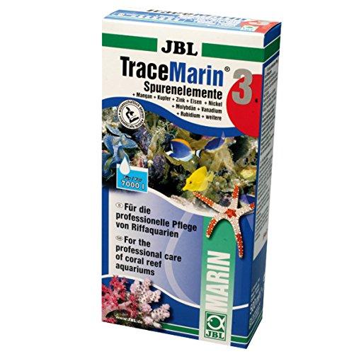 JBL TraceMarin 3 24916 Spurenelemente-Ergänzung für Meerwasser Aquarien, 500 ml