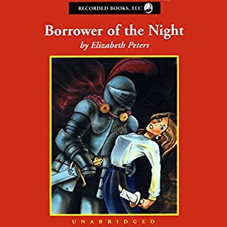 Borrower of the Night     The First Vicky Bliss Mystery              By:                                                                                                                                 Elizabeth Peters                               Narrated by:                                                                                                                                 Barbara Rosenblat                      Length: 7 hrs and 21 mins     468 ratings     Overall 4.0