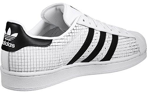 adidas Originals Women Superstar Edition Sneaker Schuh AQ8333 White/core Black/core Black 38