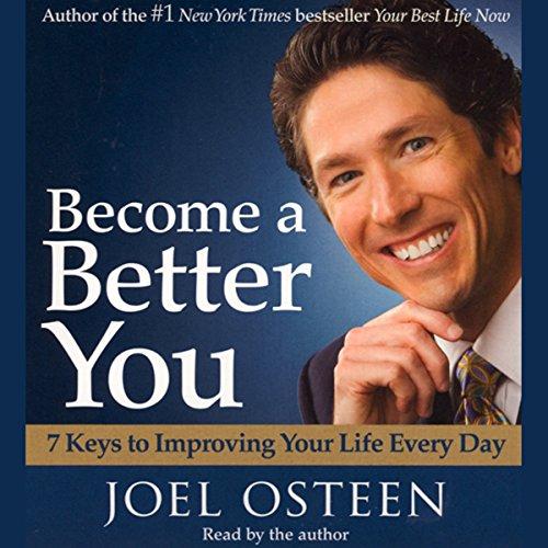 Become a Better You audiobook cover art