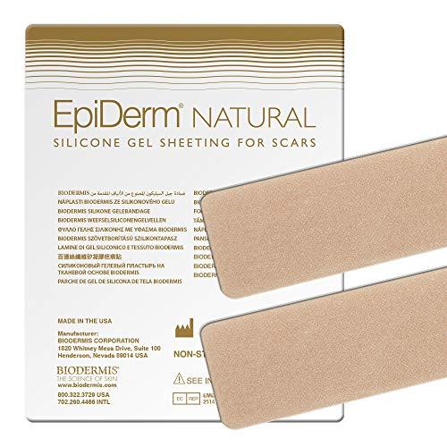 EPI-DERM Silikonfolie 3,6x30 cm 2 St