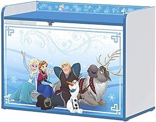Stor - Baúl Infantil Charm para juguetes | FROZEN | Disney