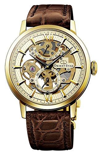 Orient Star Gold Watch
