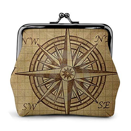 Vintage Kompass Navigation Thema...