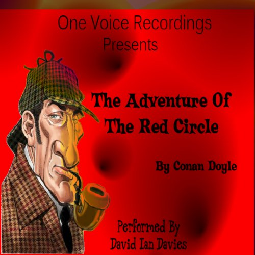 The Adventure of the Red Circle audiobook cover art