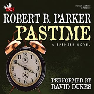 Pastime audiobook cover art