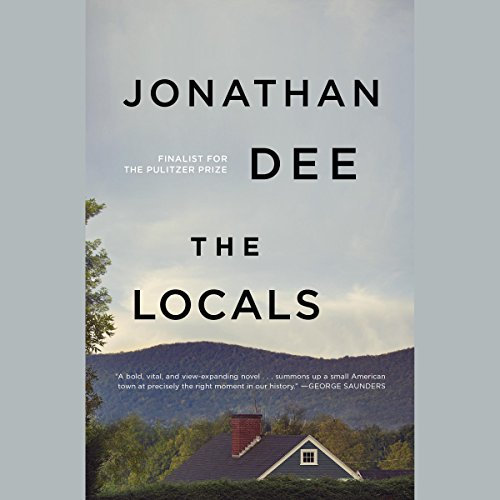 The Locals audiobook cover art