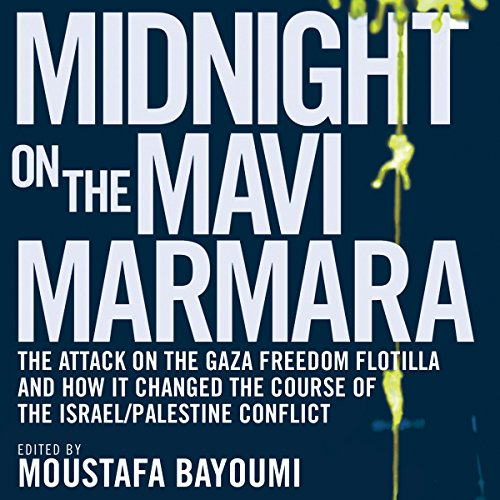 Midnight on the Mavi Marmara audiobook cover art