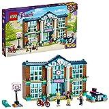 LEGO 41682 Friends Instituto de Heartlake City, Escuela de Juguete para Construir con Mini Muñecas...