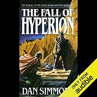 The Fall of Hyperion  audiobook cover art