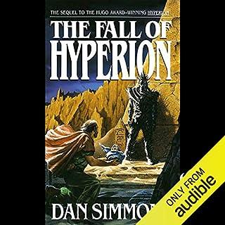 Page de couverture de The Fall of Hyperion