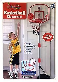 لعبة كرة سلة بشبكة معلقة من كينج سبورت