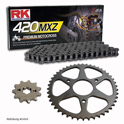 Kettensatz geeignet für Z 50 Monkey 79-83 Kette RK 420 MXZ 88 offen 12/35