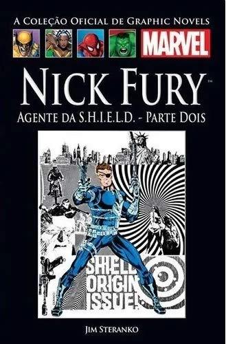 Nick Fury, Agente da S.H.I.E.L.D. - Parte Dois (Coleção Oficial de Graphic Novels Marvel - Clássicos IX)