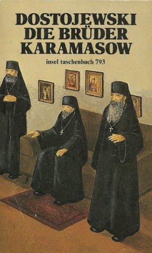 Die Brüder Karamasow, 3 Bände