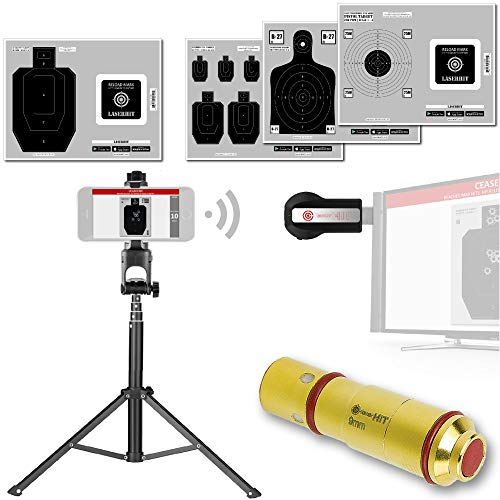 LaserHIT Dry Fire Training Kit (9mm/HD Wireless, Android)