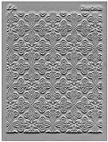 JHB International Inc Lisa Pavelka 527044 Texture Stamp Fleur de Lis