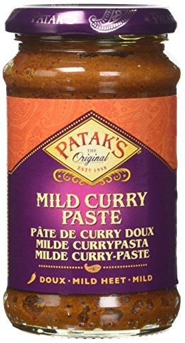 Patak'S Curry Poco Piccante in Pasta con Coriandolo e Cumino - 250 ml