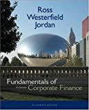 Fundamentals of Corporate Finance Alternate Edition + S&P card + Student CD (McGraw-Hill/Irwin Series in Finance, Insurance and Real Estate)