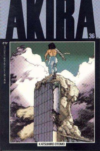 AKIRA #36 : Miyako's Last Stand