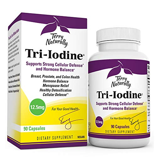6. Terry Naturally – Tri-Iodine