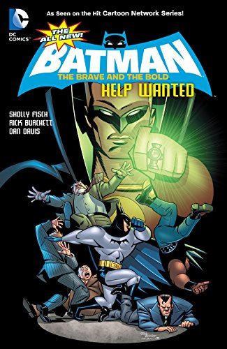 The All-New Batman: The Brave and the Bold Vol. 2: Help Wanted (English Edition)