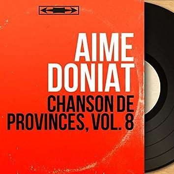 Chanson de provinces, vol. 8 (feat. Marcel Cariven et son orchestre) [Mono Version]