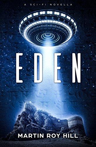 Book: Eden - A Sci-Fi Novella by Martin Roy Hill