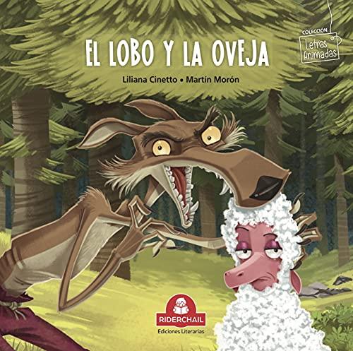 EL LOBO Y LA OVEJA: colección letras animadas