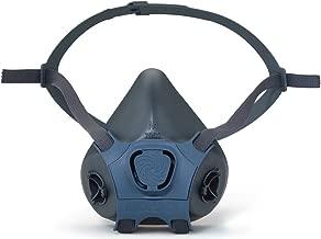 Moldex 7002 Series 7000 Reusable Half Mask, Medium
