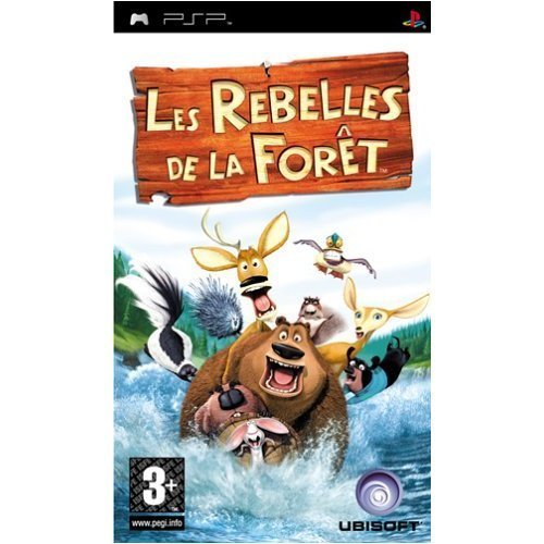 Les rebelles de la forêt - collection essentials