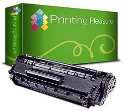 Adatto ai seguenti modelli di stampante Canon LBP-2900, LBP-2900i, LBP-2900B, LBP-3000 Il toner PRINTING PLEASURE garantisce risultati di stampa ottimali Utilizza chip di ultima generazione per una massima capacità Produttore certificato ISO9001 e IS...