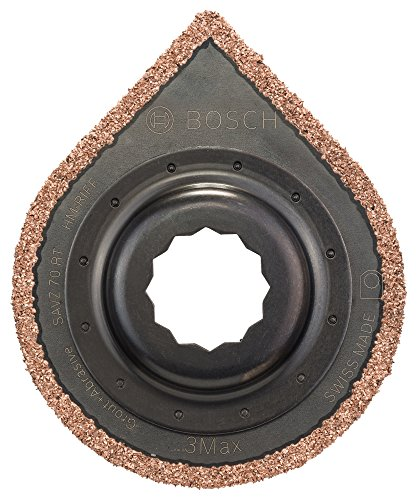 Bosch 2 608 662 044 - Rascador de mortero HM-RIFF SAVZ 70 RT - 70 mm (pack de 1)