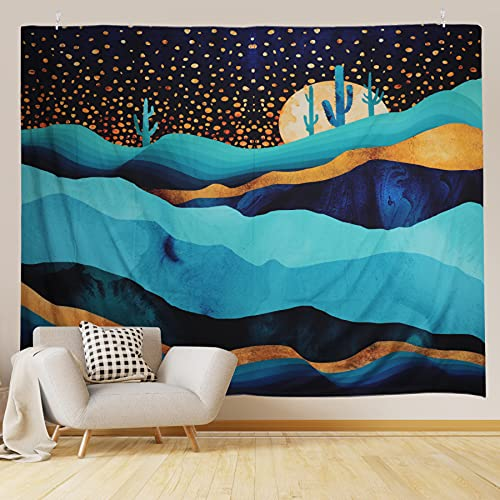 Yordawn Tapiz Pared Puesta de Sol Decoracion Pared Montaña Tapiz Pared Decoracion Tapiz de Pared Grande Paisaje Natural Wall Tapestry Aesthetic para Dormitorio Sala de Estar 150x200CM