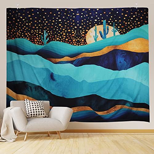 Yordawn Arazzo da Parete Tramonto Arazzo da Parete Grande Montagna Arazzo per Camera da Letto Tapestry Wall Art Arazzi Decorazione Telo Stuoia Coperta Soggiorno Camera da Letto Décor 150x200CM