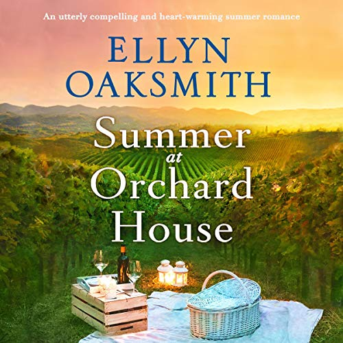 Summer at Orchard House cover art