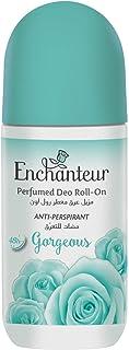 Enchanteur Gorgeous Roll-On Deodorant, 48 hr odour protection, Anti Perspirant, 50ml (2UE0057)