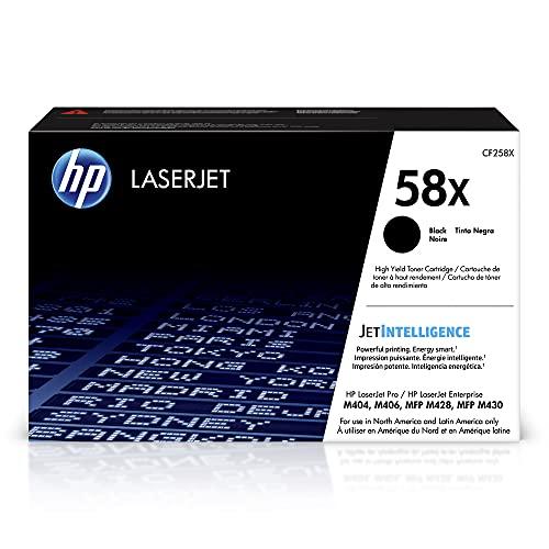 HP 58X | CF258X | Toner-Cartridge | Black | Works...