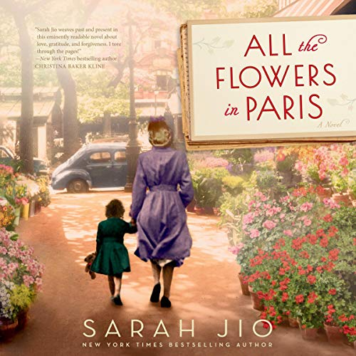 All the Flowers in Paris audiobook cover art