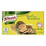 Knorr Cube Bouillon Beef 2.6 oz, 6 count
