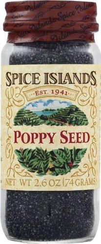Spice Island Poppy Seed - 2.6 oz