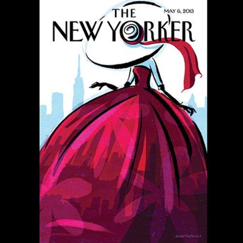 The New Yorker, May 6th 2013 (Douglas Preston, Ben McGrath, Rebecca Mead) cover art