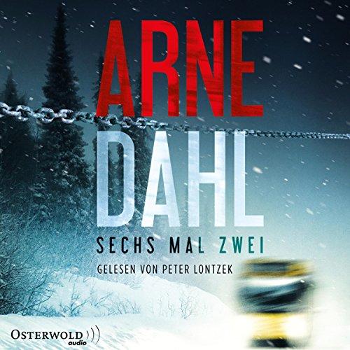 Sechs mal zwei (Berger und Blom 2) audiobook cover art