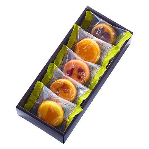 新宿高野 果実マドレーヌ5入W [内祝い/寒中祝い/冬ギフト] 焼き菓子ギフト 詰め合わせ (ストロベリー りんご 黒いちじく オレンジ マンゴー)