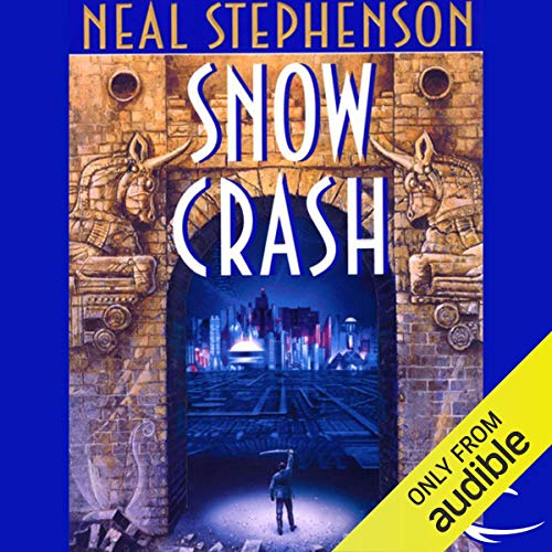 Snow Crash Audiobook By Neal Stephenson cover art