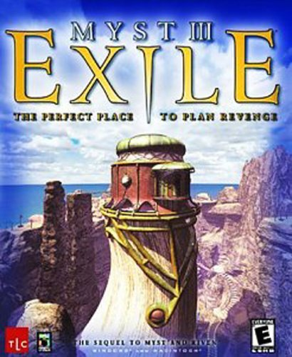 Myst III: Exile (Original Score) by unknown Soundtrack edition (2001) Audio CD