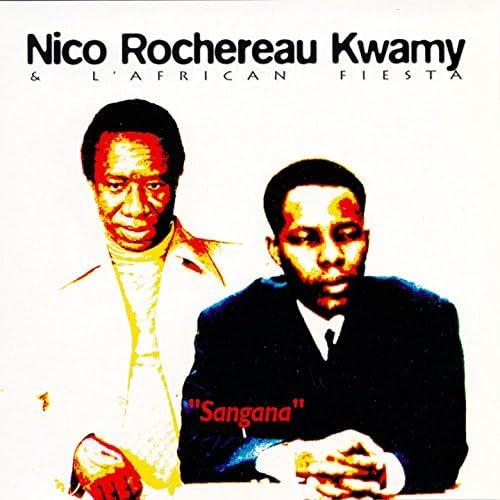 Tabu Ley Rochereau feat. Nico, l'African Fiesta & Kwamy