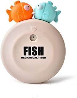 BoLian Bubble Fish Mechanical Timer Cartoon on Chain Timer