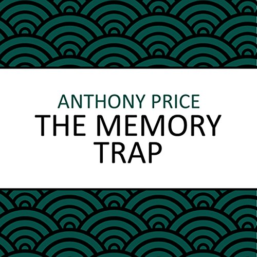 The Memory Trap audiobook cover art