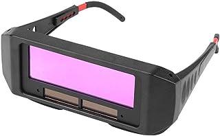 mailfoulen Solar de oscurecimiento automático de Soldadura Casco Protector de Ojos Soldador Cap Gafas Máquina de